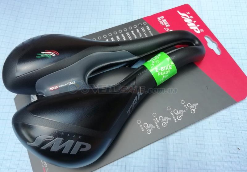 Седло Selle SMP TRK Large Black Italy  Сайт произв - Чернігів - 1495 грн.