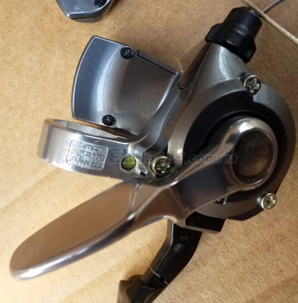 Манетки 3x10 Shimano Ultegra SL-R770 Japan с троса - Чернігів - 1415 грн.