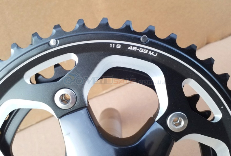 Шатуны 46/36T Shimano FC-RS500 Road, Cyclocross  Б - Чернігів - 2385 грн.