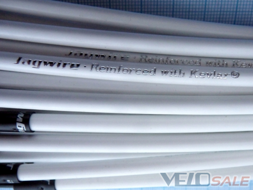 Рубашка тормозная Jagwire Kevlar Reinforced белая  - Чернігів - 95 грн.