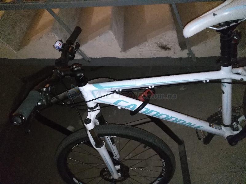 Розшук велосипеда Cannondale Women's Trail 6 - Львів