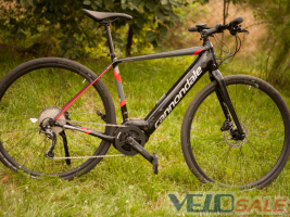 Cannondale Quick Neo 2019 (Новый. Электро)