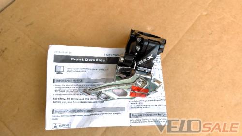 Передний переключатель Shimano SLX FD-M676 (2х10)  - Комсомольск - 350 грн.