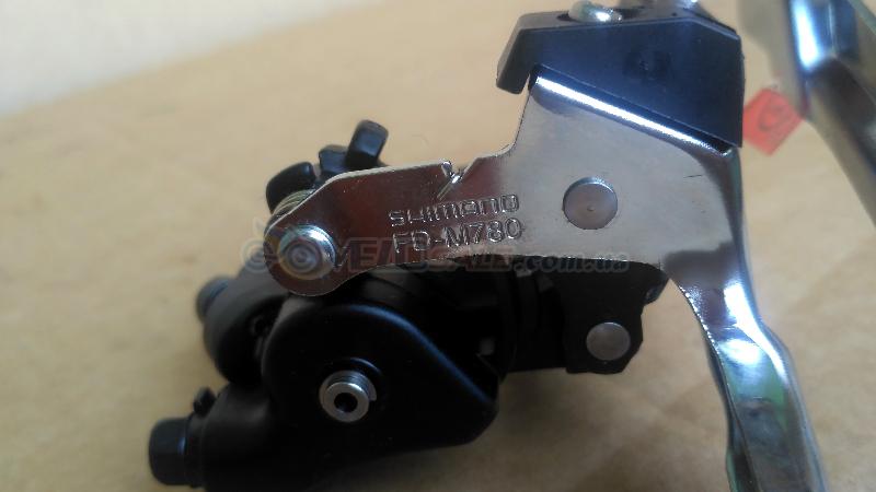 Передний переключатель Shimano Deore XT FD-M780 - Комсомольск - 500 грн.