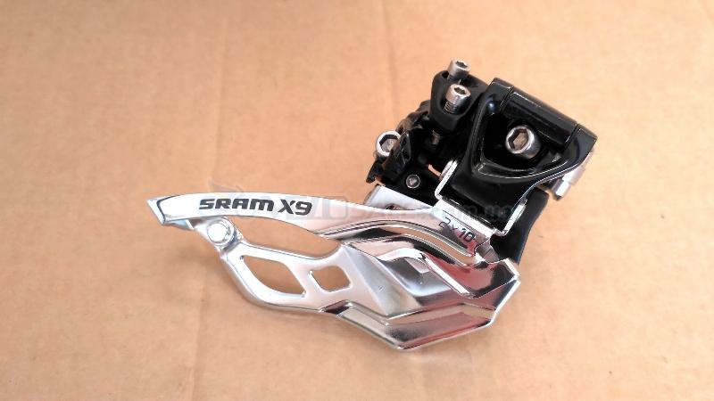 Передний переключатель Sram X7, X9 ( 2x10 ), новый - Комсомольск - 350 грн.